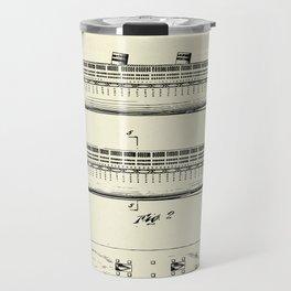 Steamship-1937 Travel Mug