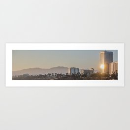 California X TL21 Art Print
