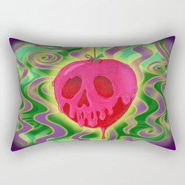 One Bite Rectangular Pillow