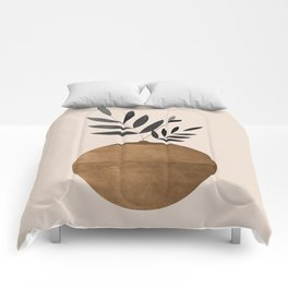 Vase 9 Comforters