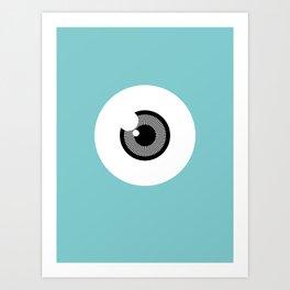 Eye – Eye See You! Art Print