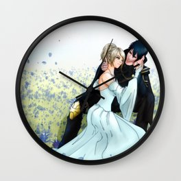 Noct & Luna Wall Clock