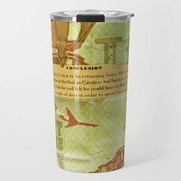Shy Travel Mug