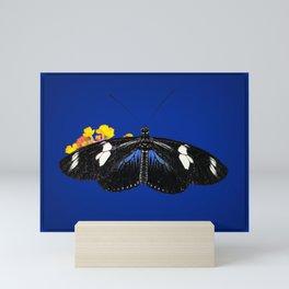 Wild Blue Mini Art Print