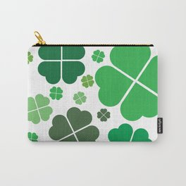 4 Leaf Clovers Carry-All Pouch