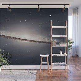Sombrero Galaxy M104  in constellation Virgo Wall Mural
