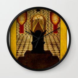 The Hall Of The Mountain King Wall Clock