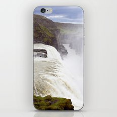 Crashing Down iPhone & iPod Skin