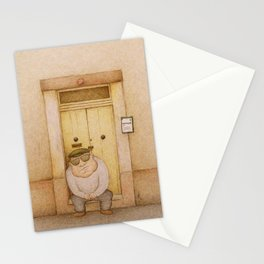 Pending Permit Stationery Cards