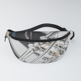 High Notes ~ Contemporary Trumpet Portrait Fanny Pack