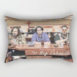 The Big Lebowski Rectangular Pillow
