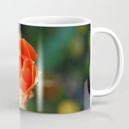 Sunrise Cactus Bloom Coffee Mug