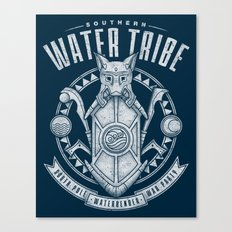 Water is Benevolent Canvas Print