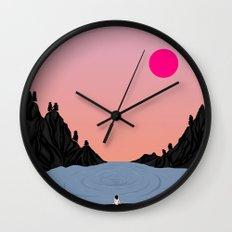 Glory // Story Wall Clock