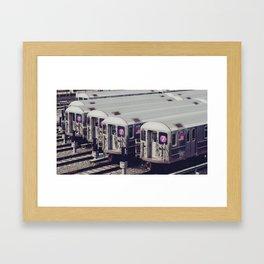 6 of 7... Framed Art Print