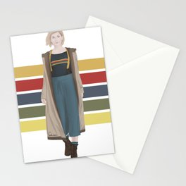 Doctor Who | 13th Doctor Stationery Cards
