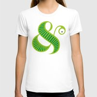 et T-shirts featuring Et worm by Robert Karpati