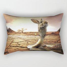 Snabbit Rectangular Pillow
