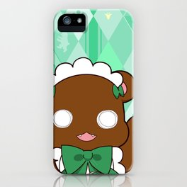 Lily Bear Lulu iPhone Case