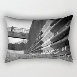 Asheville Speedway Rectangular Pillow