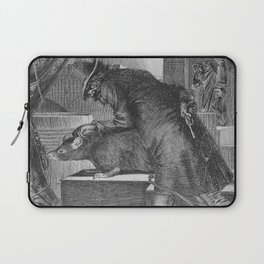 There, There, my Pet... Laptop Sleeve