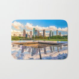 Houston 02 - USA Bath Mat