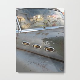 Buick Not So Super 8 Metal Print