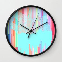 Crystal 2: Glitched Wall Clock