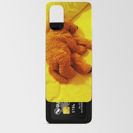 Love is... Teddy dog Android Card Case