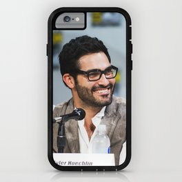 Tyler Hoechlin 2014 #1 iPhone Case