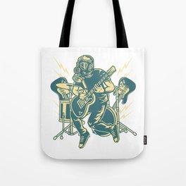 Apocalypse Rock Star Tote Bag