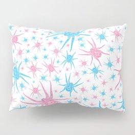 Halloween Spider (white) Pillow Sham