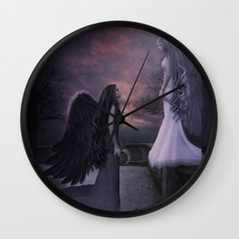 We will never be the same Wall Clock