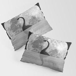 Nessie Starry Night II - Loch Ness Monster Pillow Sham