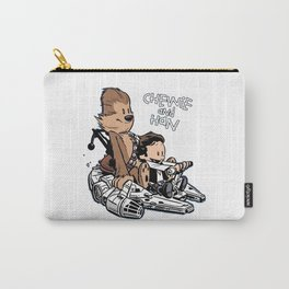 chewie and han Carry-All Pouch
