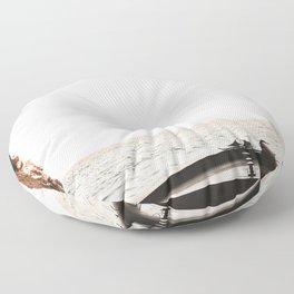 Algarve Beach Coast Floor Pillow