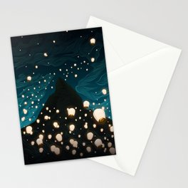 The Mage Stationery Cards