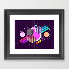Tasty Visuals - Turn Me On Framed Art Print