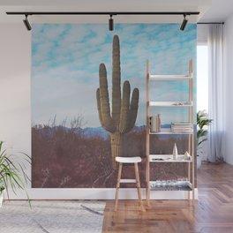 Saguaro Wall Mural