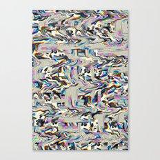 We Live Canvas Print