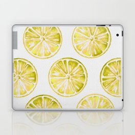Yellow Citrus Laptop & iPad Skin
