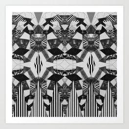 HYPNOTIZED Art Print