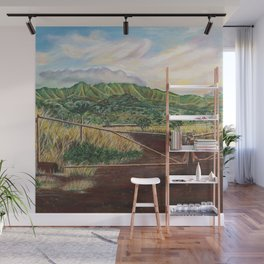 Country Wall Mural