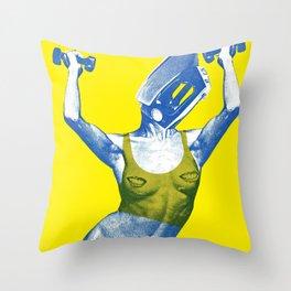 Show Off! Throw Pillow