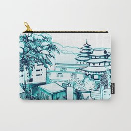 Samcheong dong  Carry-All Pouch