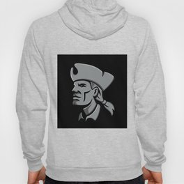 Patriot Head Metallic Icon Hoody