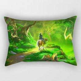 coachman Rectangular Pillow