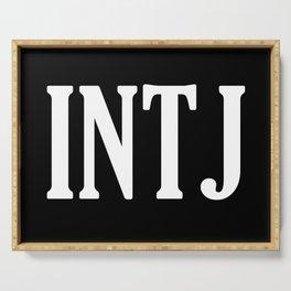 INTJ Serving Tray