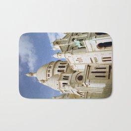Sacre Coeur, Paris  Bath Mat