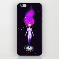 Universe God iPhone Skin